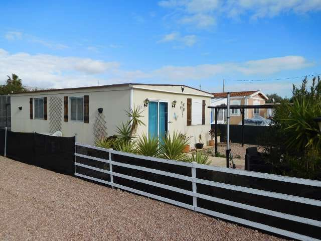 2 sypialnia Domek mobilny na sprzedaż w El Realengo z basenem - 32 995 € (Ref: 4375278)