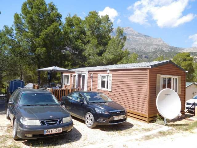 2 bedroom Mobile Home for sale in Finestrat with pool - € 42,995 (Ref: 4562759)