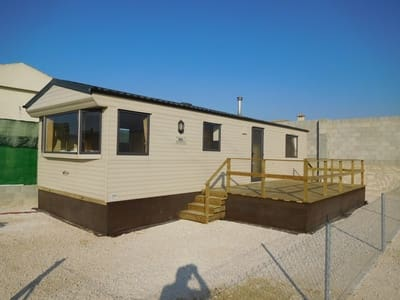 Mobile Homes for sale in Pinoso - 15 found