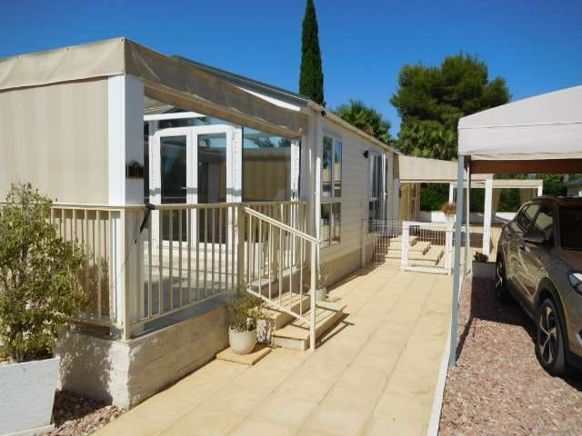 Casa Móvil de 2 habitaciones en Albatera en venta con piscina - 79.995 € (Ref: 4692392)