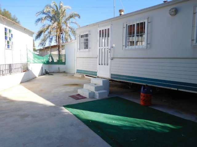 2 sypialnia Domek mobilny na sprzedaż w Torrevieja z basenem - 69 995 € (Ref: 5233698)