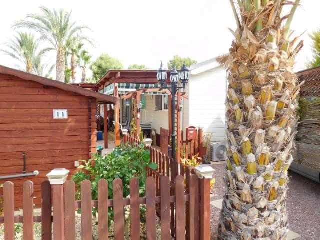 2 sypialnia Domek mobilny na sprzedaż w Albatera z basenem - 99 000 € (Ref: 5413654)