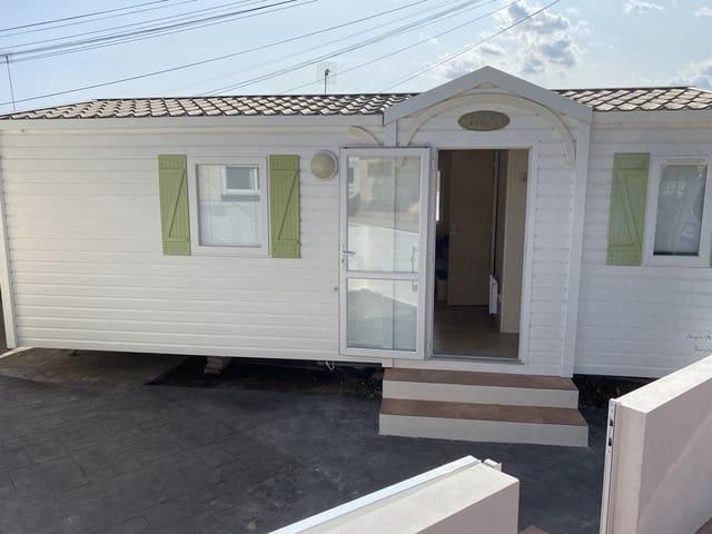 2 soveværelse Mobilhome til leje i Torrevieja med swimmingpool - € 400 (Ref: 5465314)