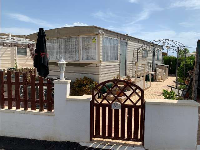 2 sypialnia Domek mobilny na sprzedaż w El Campello z basenem - 25 995 € (Ref: 5488611)