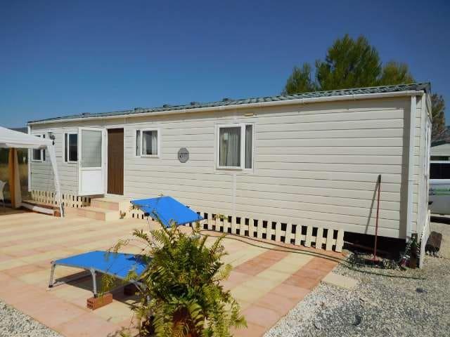 2 sovrum Mobilt Hus till salu i Pinoso - 21 880 € (Ref: 5512978)
