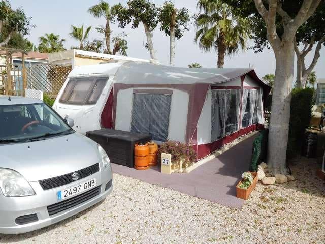 2 soverom Husvogn til salgs i Torrevieja med svømmebasseng - € 10 995 (Ref: 5997349)