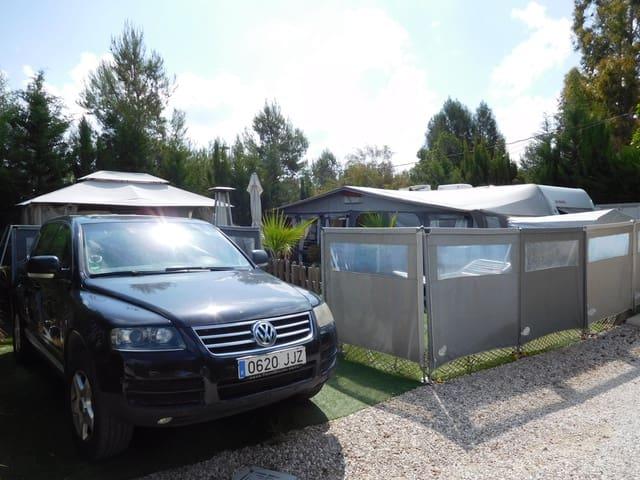 1 makuuhuone Asuntovaunu myytävänä paikassa Bigastro mukana uima-altaan - 19 900 € (Ref: 6108037)