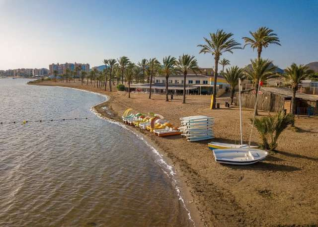 2 sypialnia Domek mobilny na sprzedaż w La Manga del Mar Menor z basenem - 120 000 € (Ref: 6305075)
