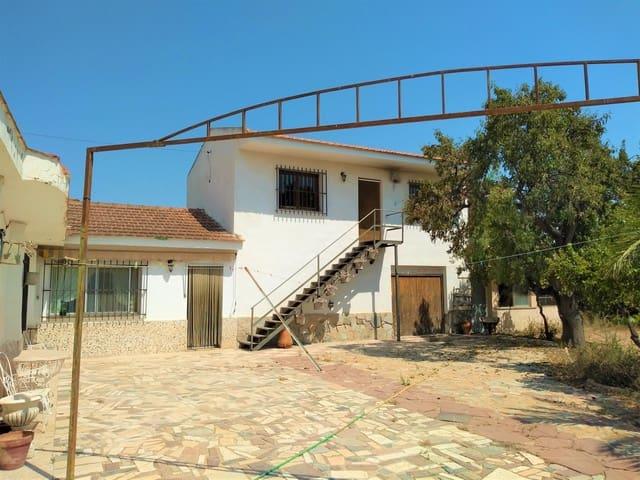 5 sypialnia Finka/Dom wiejski na sprzedaż w San Vicente / Sant Vicent del Raspeig z basenem - 345 000 € (Ref: 6234465)