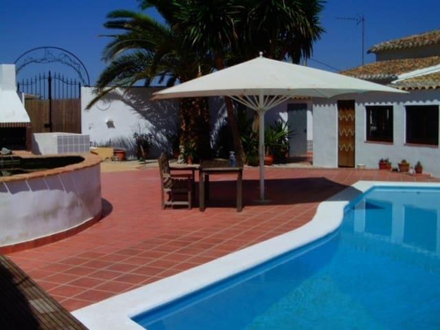 12 soverom Finca/Herregård til salgs i Velez-Rubio med svømmebasseng garasje - € 439 000 (Ref: 2335394)