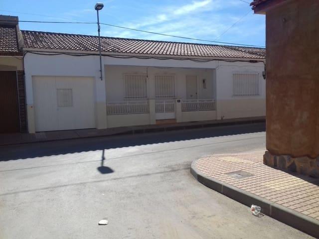 4 Zimmer Reihenhaus zu verkaufen in Fuente Alamo de Murcia mit Garage - 79.995 € (Ref: 5316317)