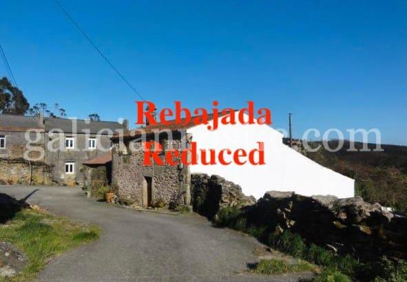 3 sypialnia Finka/Dom wiejski na sprzedaż w Muxia - 115 000 € (Ref: 2592982)