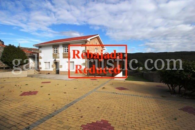 4 sypialnia Finka/Dom wiejski na sprzedaż w Corme - 198 000 € (Ref: 2997461)