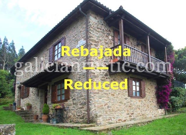 3 sovrum Finca/Hus på landet till salu i Ortigueira - 450 000 € (Ref: 3576824)