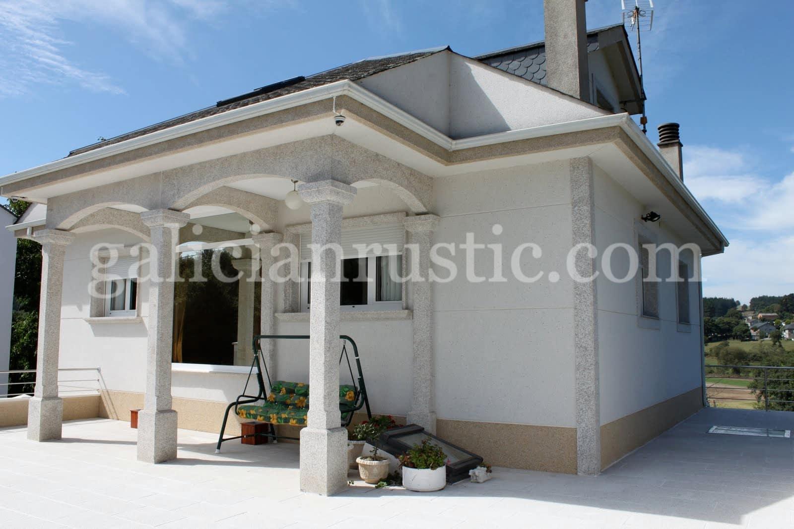 Chalet de 5 habitaciones en Castro de Rei en venta - 375.000 € (Ref: 4580458)