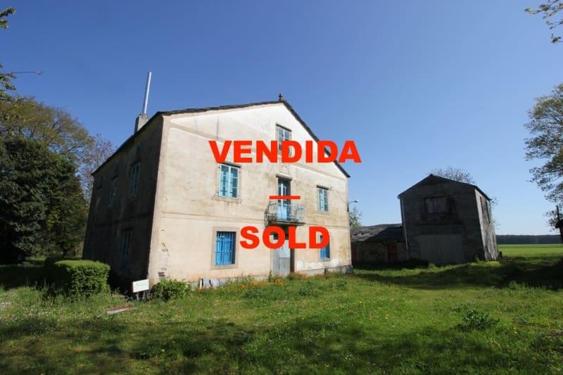4 sypialnia Finka/Dom wiejski na sprzedaż w Castro de Rei - 150 000 € (Ref: 4580464)