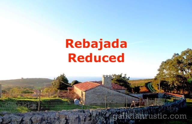 3 sypialnia Finka/Dom wiejski na sprzedaż w Ferrol - 170 000 € (Ref: 4580487)