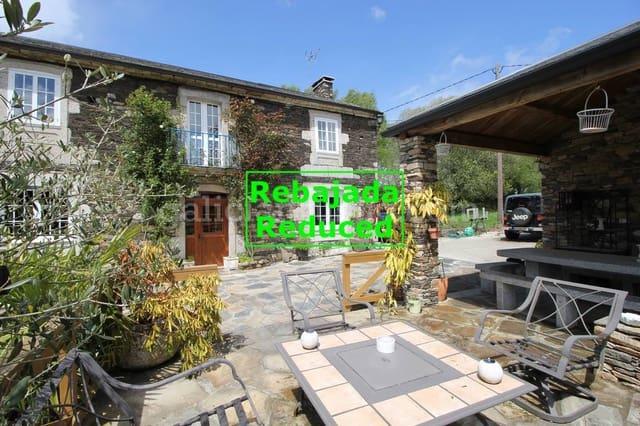 Finca/Casa Rural de 4 habitaciones en Xermade en venta - 220.000 € (Ref: 4580748)