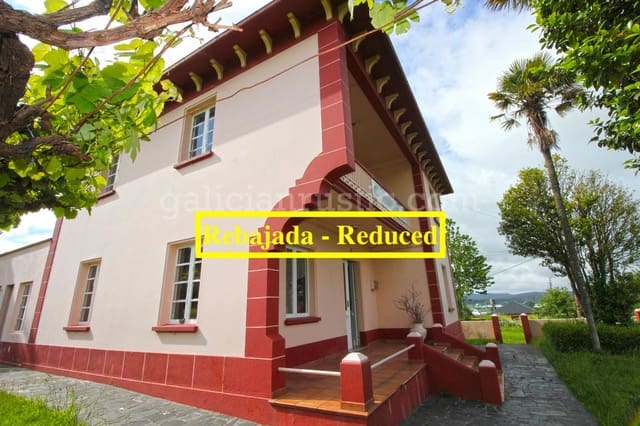 8 chambre Finca/Maison de Campagne à vendre à Somozas - 155 000 € (Ref: 4615243)