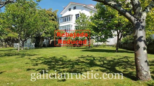 10 sypialnia Dom na sprzedaż w Pontedeume - 239 000 € (Ref: 4655606)