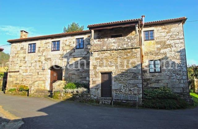 9 chambre Finca/Maison de Campagne à vendre à Mino (Pontedeume) avec piscine - 600 000 € (Ref: 4674562)