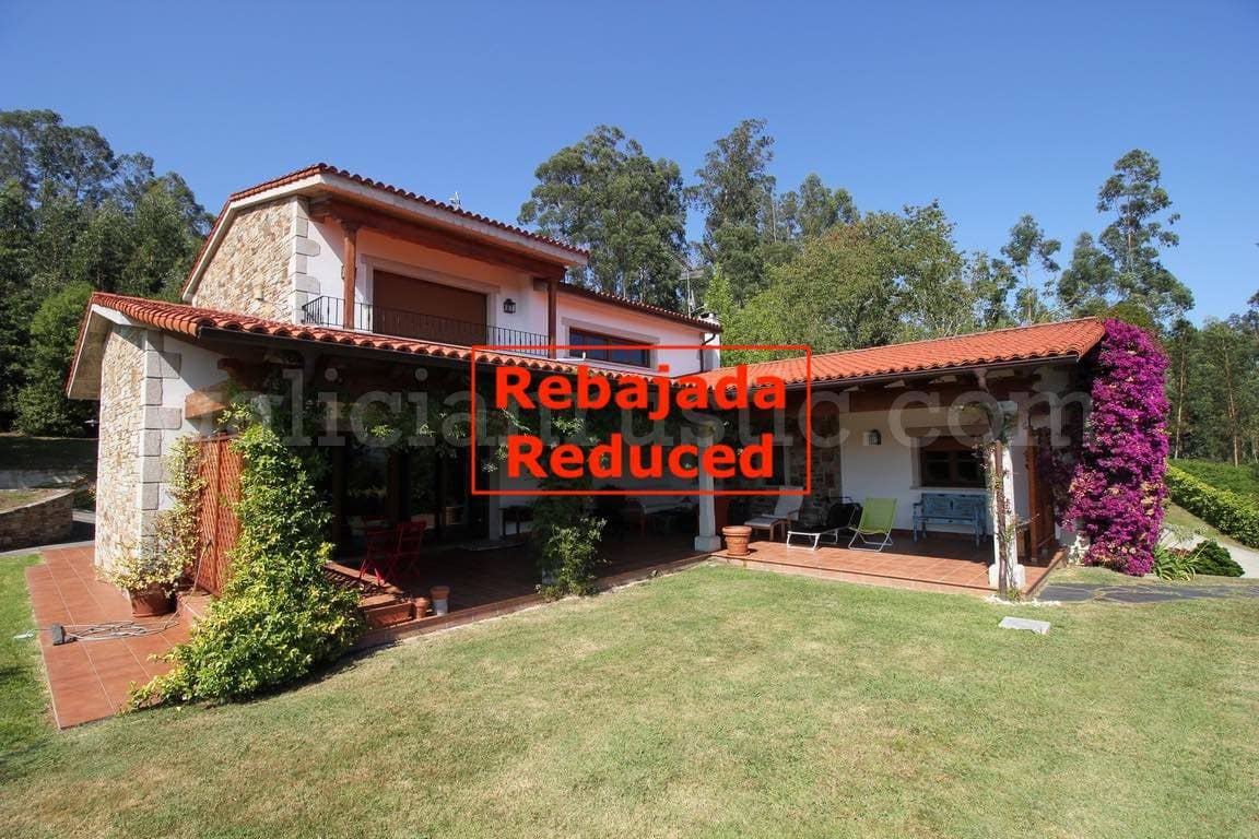 4 soverom Villa til salgs i Bergondo (Carrio) - € 499 000 (Ref: 4720442)