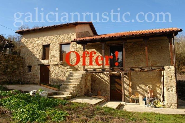 3 sovrum Finca/Hus på landet till salu i Ferreira de Panton - 120 000 € (Ref: 4806712)