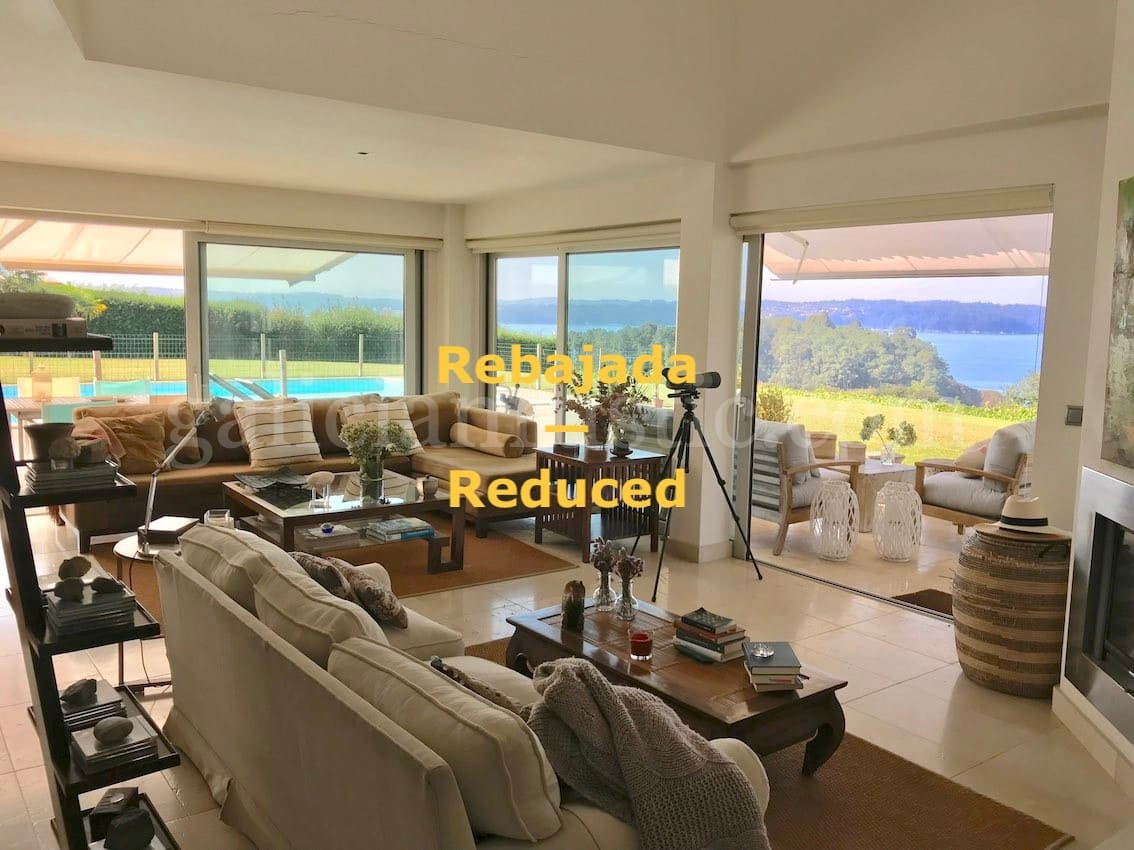 4 soverom Villa til salgs i Pontedeume med svømmebasseng - € 750 000 (Ref: 4809471)