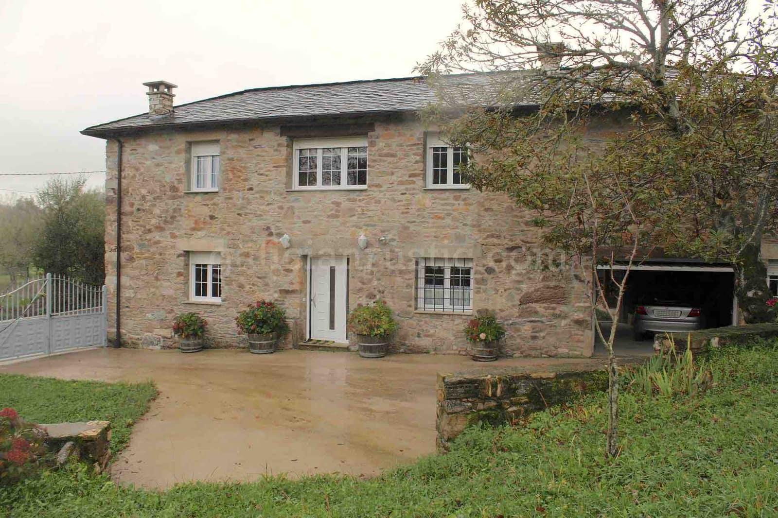 4 bedroom Finca/Country House for sale in Becerrea - € 190,000 (Ref: 4970824)