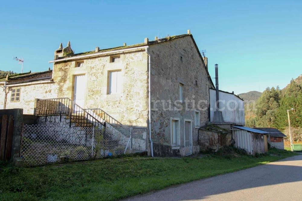 3 camera da letto Finca/Casa di Campagna in vendita in O Valadouro - 82.000 € (Rif: 5016335)