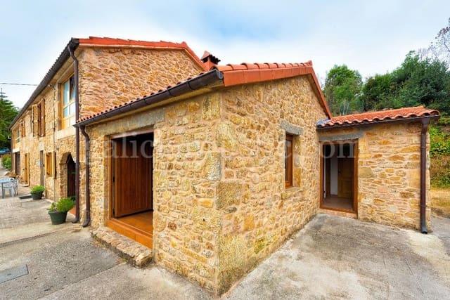 3 chambre Finca/Maison de Campagne à vendre à Negreira - 165 000 € (Ref: 5477469)