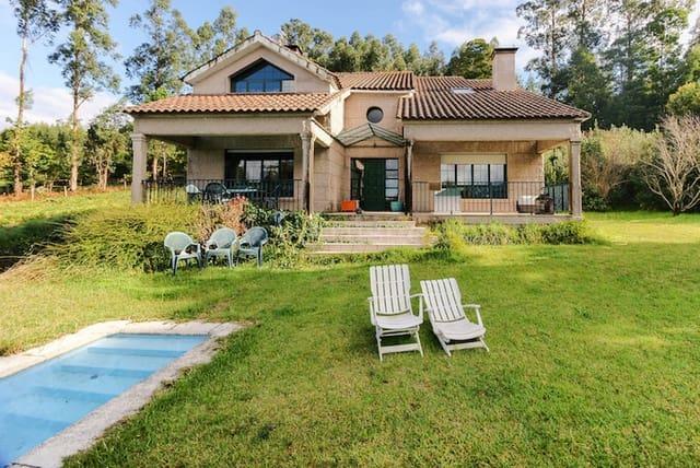 5 camera da letto Villa in vendita in Redondela con piscina garage - 350.000 € (Rif: 5556434)