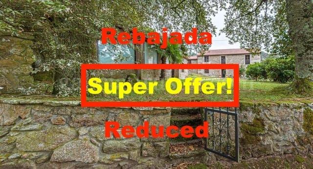 4 chambre Finca/Maison de Campagne à vendre à Aranga - 400 000 € (Ref: 5556438)