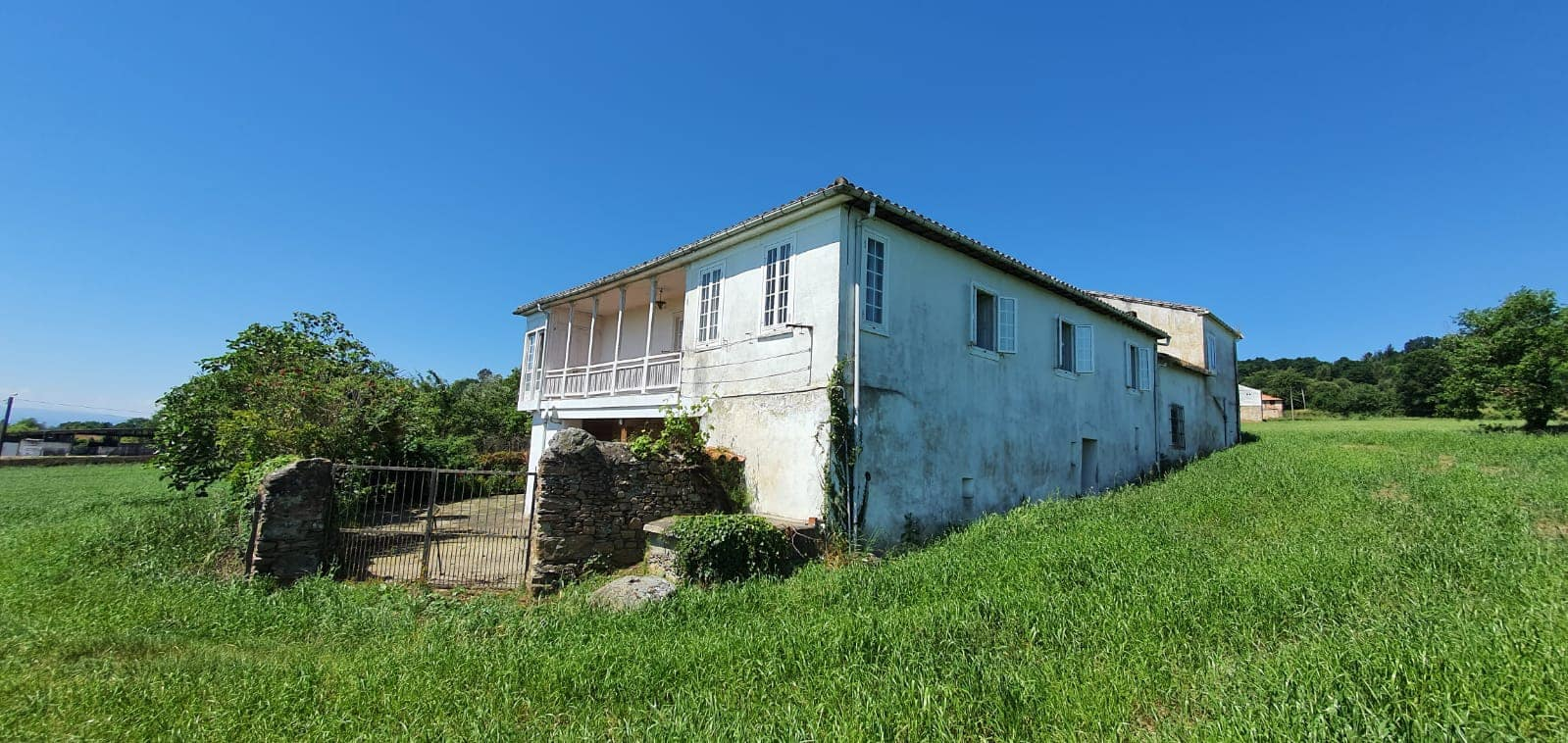 9 quarto Quinta/Casa Rural para venda em Monforte de Lemos com garagem - 170 000 € (Ref: 6109585)