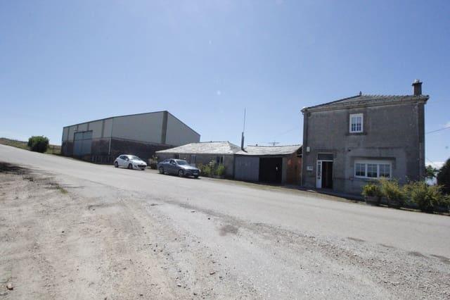 5 Zimmer Gewerbe zu verkaufen in A Pontenova mit Garage - 230.000 € (Ref: 6228972)
