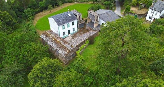 5 sovrum Finca/Hus på landet till salu i Mondonedo med garage - 110 000 € (Ref: 6228973)