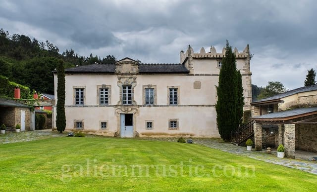 7 sovrum Finca/Hus på landet till salu i Vegadeo med garage - 1 800 000 € (Ref: 6258401)