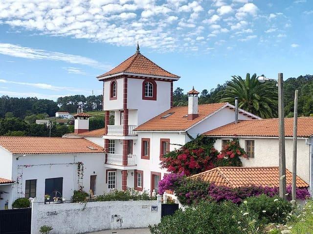 8 Zimmer Finca/Landgut zu verkaufen in Mino (Pontedeume) mit Pool Garage - 800.000 € (Ref: 6283241)