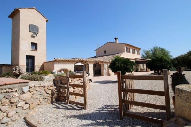 4 sovrum Finca/Hus på landet till salu i Purias med pool - 425 000 € (Ref: 4569670)