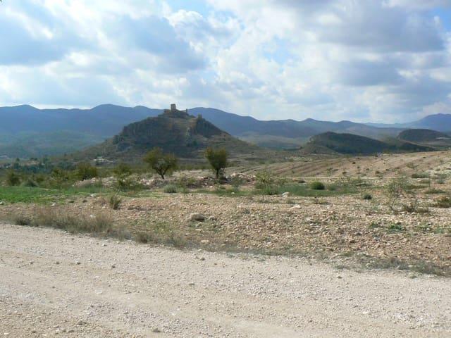 Building Plot for sale in Lorca - € 59,950 (Ref: 514064)