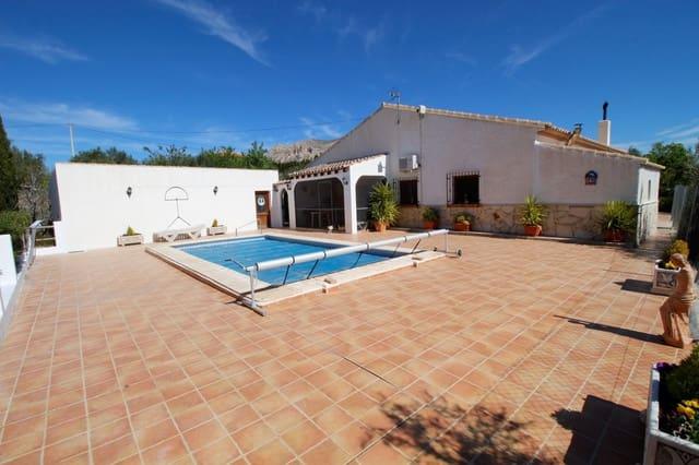 5 sovrum Villa till salu i Velez-Blanco med pool - 189 000 € (Ref: 5249843)