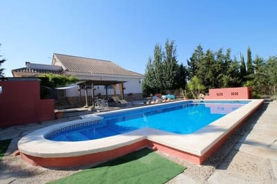 4 bedroom Villa for sale in Purias with pool garage - € 289,950 (Ref: 5437082)