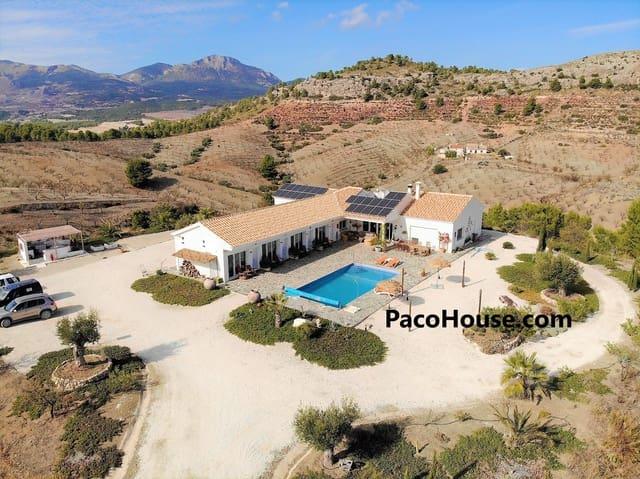 6 makuuhuone Majatalo/aamiaismajoitus myytävänä paikassa Lorca mukana uima-altaan - 595 000 € (Ref: 5898127)