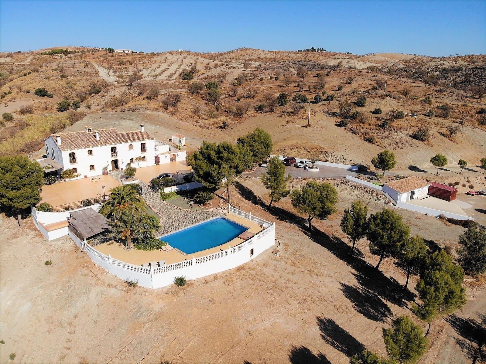 7 makuuhuone Majatalo/aamiaismajoitus myytävänä paikassa Lorca mukana uima-altaan - 895 000 € (Ref: 5906351)