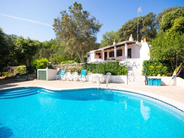 3 sovrum Finca/Hus på landet till salu i Es Mercadal med pool - 435 000 € (Ref: 4849736)