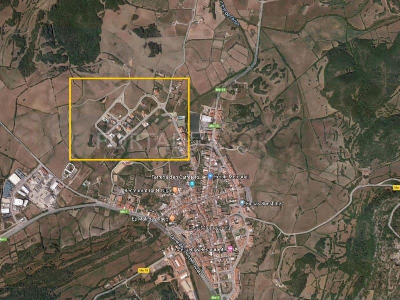 Byggegrund til salg i Es Mercadal - € 133.000 (Ref: 4849763)