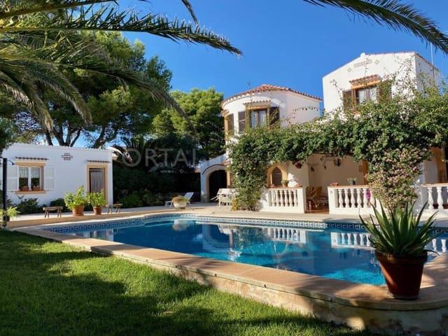 5 soveværelse Villa til salg i Cales Piques med swimmingpool garage - € 425.000 (Ref: 5722996)
