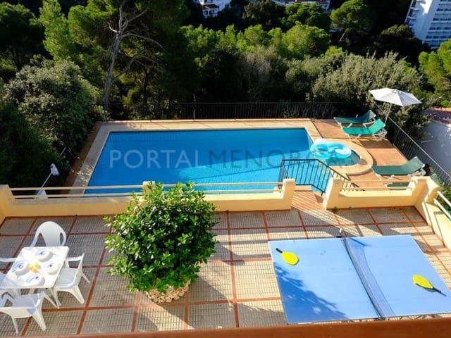 Chalet de 4 habitaciones en Cala Galdana en venta con piscina garaje - 585.000 € (Ref: 5782287)