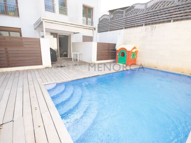 3 bedroom Flat for rent in Ferreries with pool - € 1,000 (Ref: 5960050)