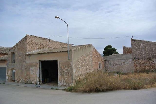 Ruine à vendre à Pinoso - 23 995 € (Ref: 3216808)